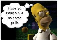 Gripe Aviar según Homer