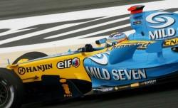 Alonso en Bahrain