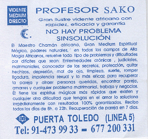 Profesor Sako