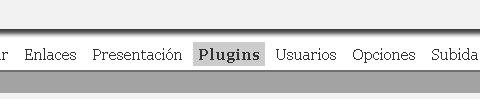 En WordPress 1.5.x