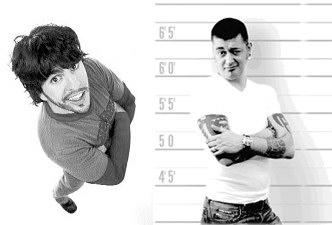 Cómicos: Tony Moog y José Juan Vaquero