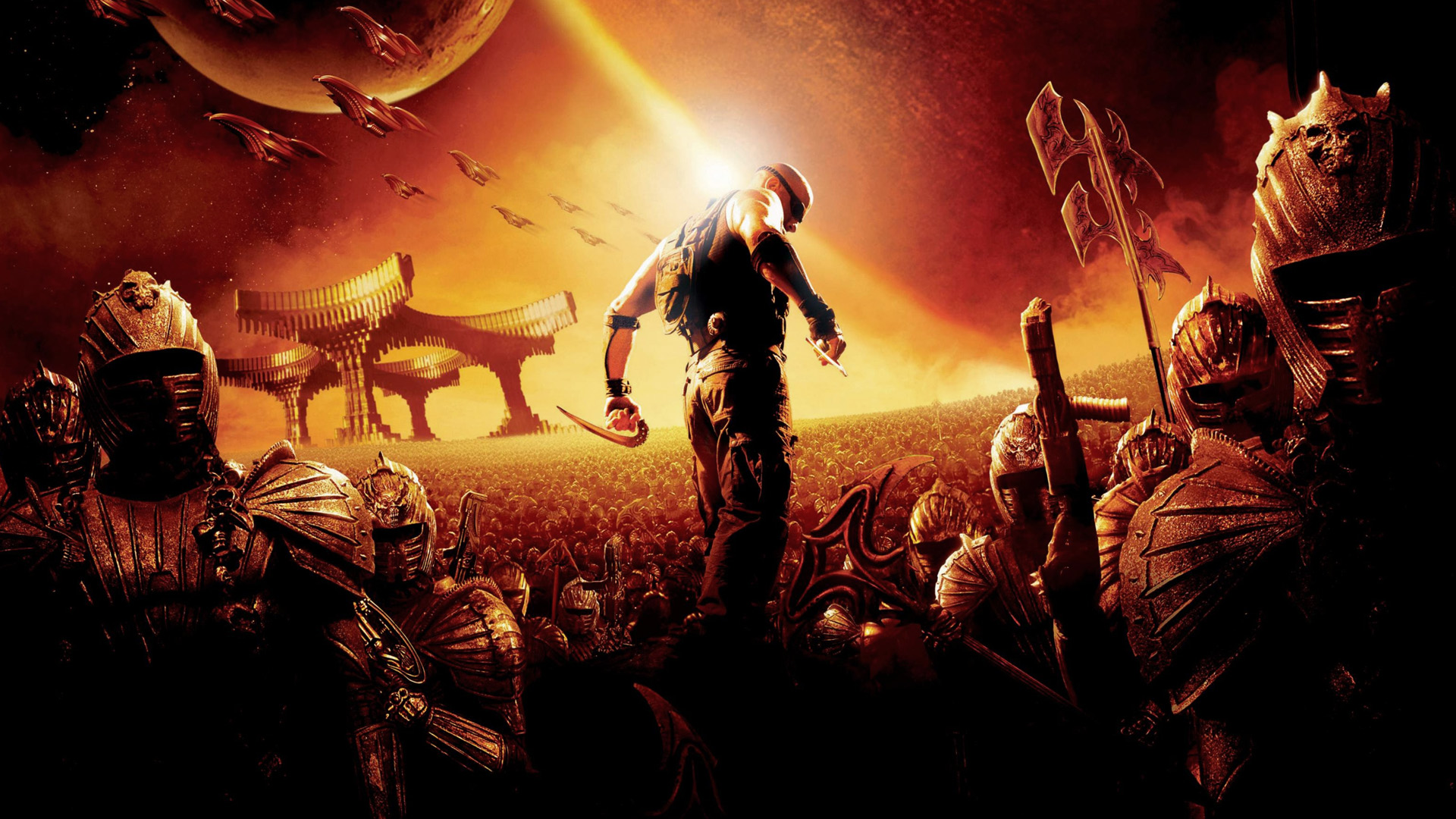 The Chronicles of Riddick Online Streaming.