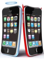 iPhone es el Diablo