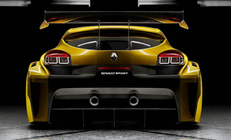 Megane Coupe RS 2009