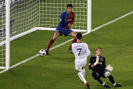 El mal día de Cristiano Ronaldo