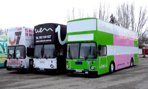 Buses de Colores