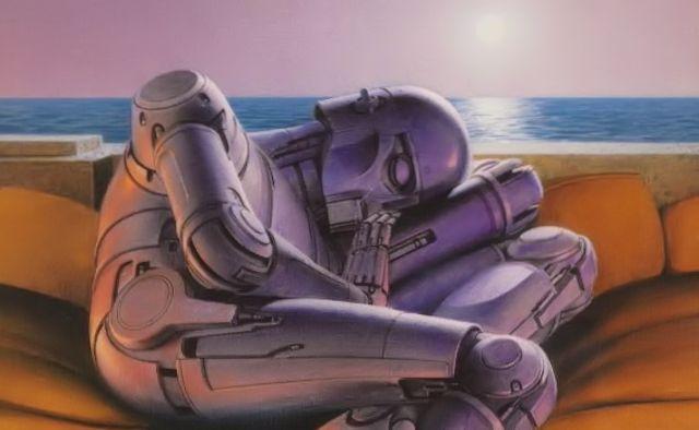 Robot dreams