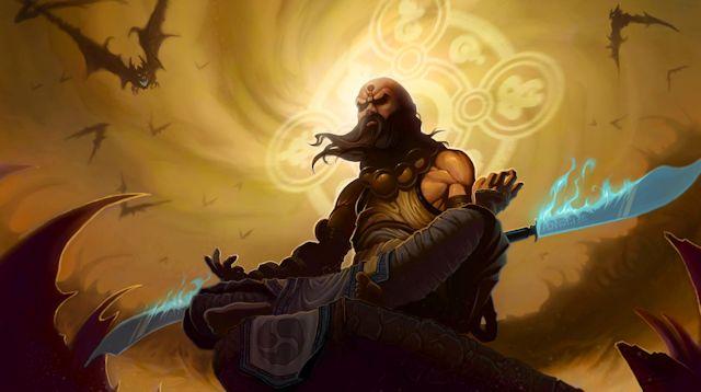 Monje del Diablo 3
