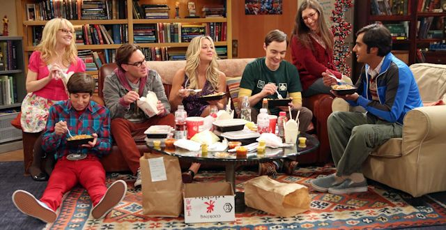 The Big Bang Theory Crew