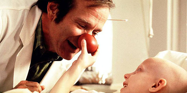 Robin Williams en Patch Adams