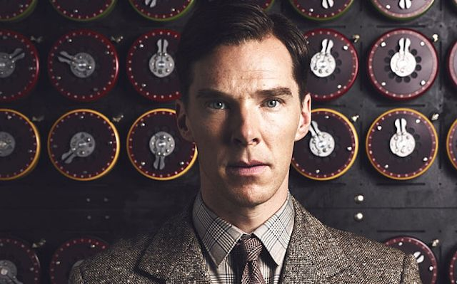 Benedict Cumberbatch en The Imitation Game (Descifrando Enigma)
