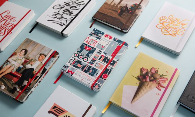 Book Block - The World's First Totally Custom Notebook