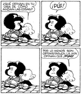 Siempre Mafalda
