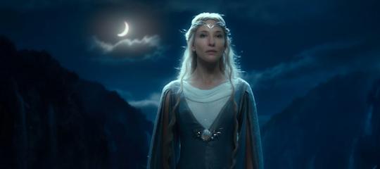Mi señora Galadriel